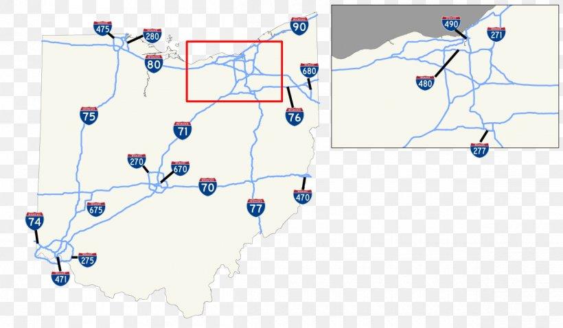 Interstate 271 Interstate 77 US Interstate Highway System ...