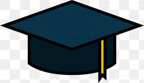 Bachelor Cap - Student Class High School Graduation Ceremony Education PNG