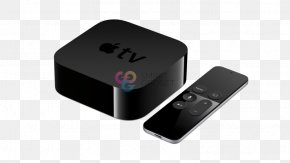 Apple - Apple TV 4K IPod Touch Television PNG
