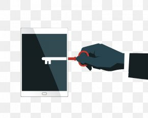 Hand The Keys To Turn The Tablet - Computer Security Cloud Computing Security Data Security Internet Security PNG