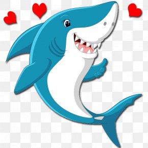 Shark - Shark Royalty-free Vector Graphics Stock Illustration Cartoon PNG