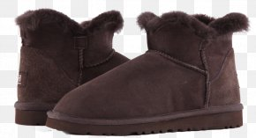 Brown Snow Boots Real Shot - Snow Boot Snowshoe PNG
