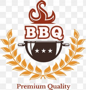 BBQ Oven Label - Barbecue Oven Furnace Icon PNG