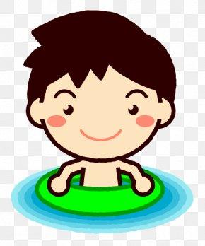 Summer Child - Shichi-Go-San Cartoon Child Clip Art PNG
