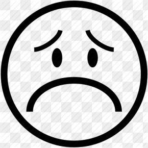 Sad Smiley - Smiley Emoticon Sadness Clip Art PNG