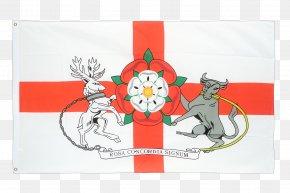 Flag - Northamptonshire Flag Of The United Kingdom Fahne Flag Of England PNG