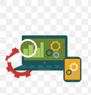 Vector Computer Settings - Digital Marketing Search Engine Optimization Web Design Business Website PNG