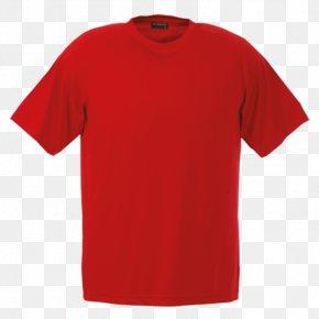 Printed T Shirt Red - T-shirt Polo Shirt Atlanta Hawks Sleeve PNG