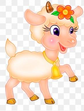 Goat - Clip Art Illustration Goat Sheep PNG