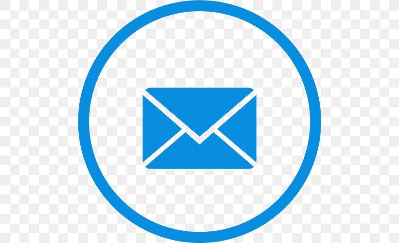 Email Clip Art Vector Graphics Png 500x500px Email Blue Bounce Address Electric Blue Email Address Download