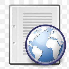 Document - Web Browser Web Page Clip Art PNG