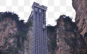 Bai Long Ladder Resort - Bailong Elevator China Wineglass Bay PNG