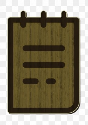Rectangle Wood - Document Icon General Icon Letter Icon PNG