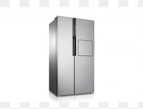 Refrigerator - Refrigerator Frigorifico Side By Side SAMSUNG Cubic Foot Home Appliance PNG