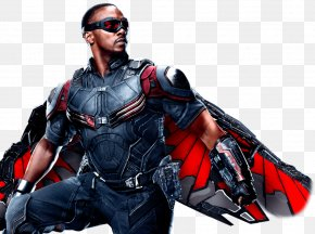 Falcon - Falcon Captain America Black Panther Marvel Cinematic Universe Marvel Comics PNG