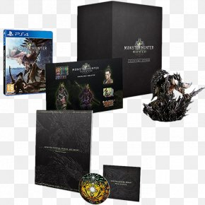 Horizon Zero Dawn Collector's Edition Strategy Gui - Monster Hunter: World Monster Hunter Stories The Legend Of Zelda: Collector's Edition Video Game PlayStation 4 PNG