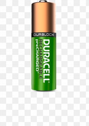 Battery - Rechargeable Battery Duracell AA Battery PNG