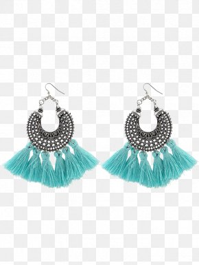 Jewellery - Earring Tassel Jewellery Costume Jewelry Necklace PNG