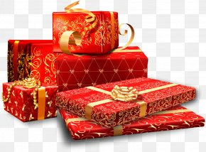 Gifts, Gift Boxes, Taobao Material - Gift Taobao Box PNG