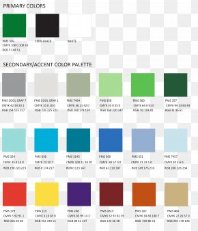 CMYK Color Model - Pantone Matching System CMYK Color Model Palette PNG