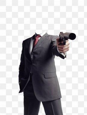 Suit - James Bond Firearm Shotgun Gun Control PNG