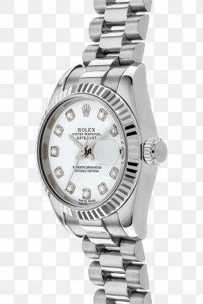 Luxury Watch - Rolex Datejust Watch Strap Gold PNG