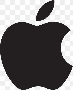 Pure Black Apple Logo Material - Apple Logo Icon PNG