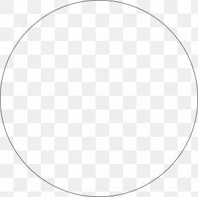 Translucent Frame - Black Circle Drawing Line Art Clip Art PNG