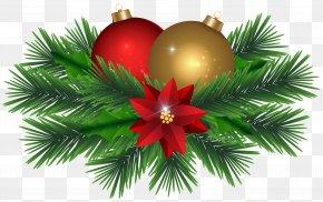 Christmas Tree - Christmas Ornament Clip Art Christmas Christmas Decoration Fir PNG