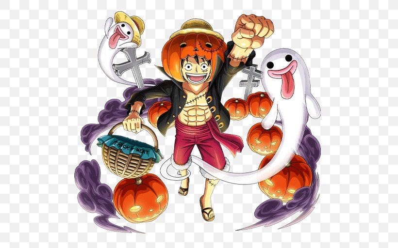 Monkey D. Luffy One Piece Treasure Cruise Nami Portgas D. Ace Trafalgar D. Water Law, PNG, 640x512px, Monkey D Luffy, Character, Fictional Character, Figurine, Halloween Download Free