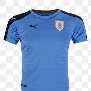 T-shirt - Jersey Uruguay National Football Team FIFA World Cup T-shirt Clothing PNG