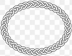 Geometric Border Cliparts - Celtic Knot Celts Clip Art PNG