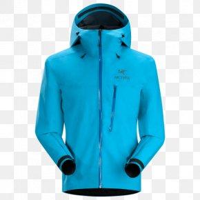 Arc'teryx - Gore-Tex Arc'teryx Shell Jacket Clothing PNG