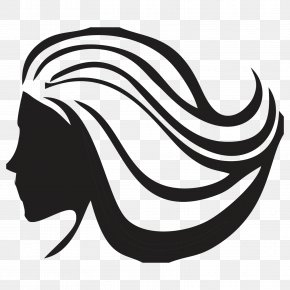 Hair - Hairstyle Artificial Hair Integrations Logo Vector Graphics PNG