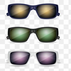 Vector Sunglasses - Goggles Sunglasses PNG