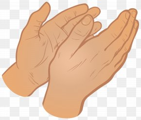 Clapping Hands Clip Art Image - Icon Clip Art PNG