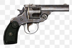 Revolver Handgun Image - Firearm Handgun Revolver Pistol PNG
