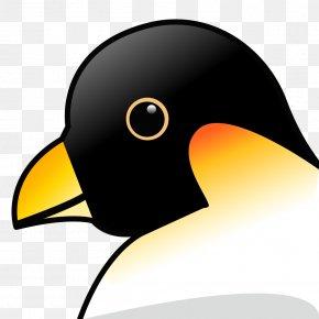 Penguin - Penguin Emoji SMS Text Messaging IPhone PNG