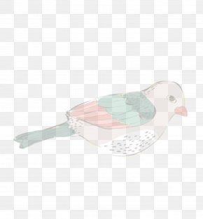 Cartoon Bird - Beak Bird Pattern PNG