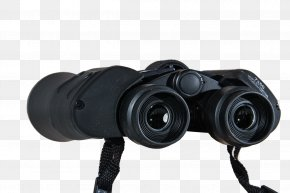 Binocular - Binoculars Small Telescope Optics PNG