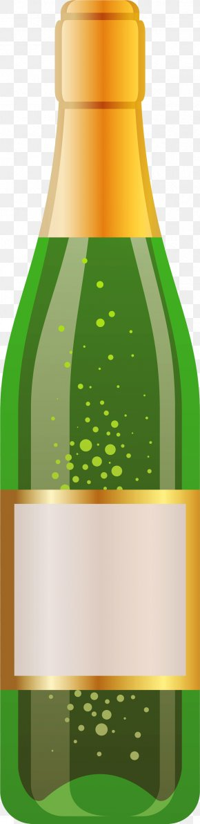 Wine Bottle Image - Red Wine White Wine Champagne Beer PNG