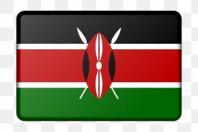 Flag - Flag Of Kenya National Flag Flag Of Kuwait PNG