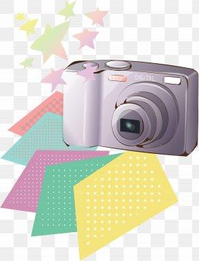 Camera - Single-lens Reflex Camera Photography PNG