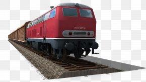 Train - Train Fever Rail Transport PNG
