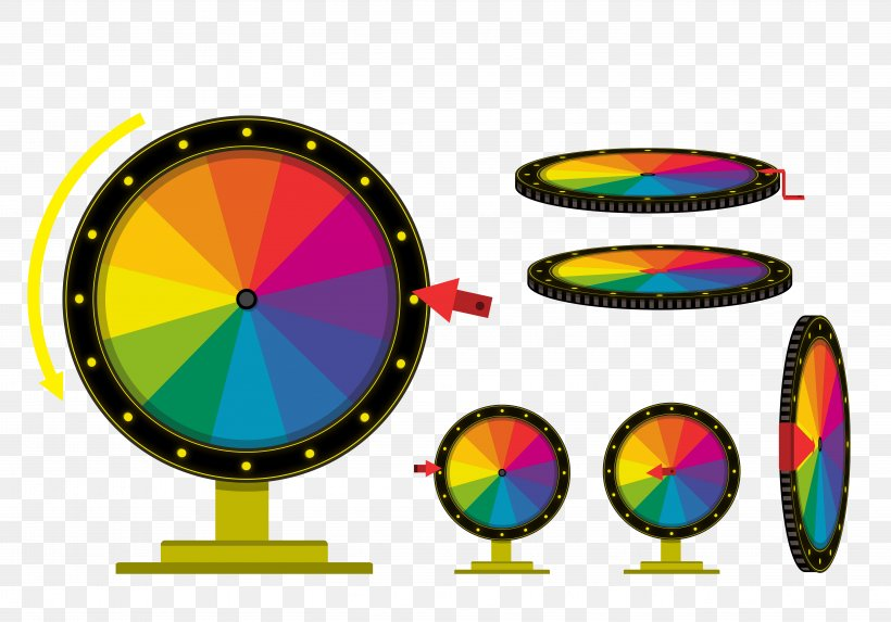 Adobe Illustrator Graphic Design Png 5833x4083px Roulette Game Luck Software Download Free