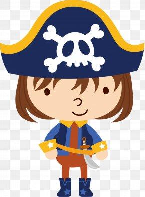 Pirat - Piracy Pirate Party Clip Art PNG