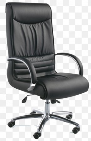 Office Desk Chairs - Swivel Chair Office & Desk Chairs Furniture Recliner PNG