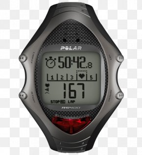 Checking Heart Rate - Heart Rate Monitor Polar Electro Polar Rs400sd Watch PNG