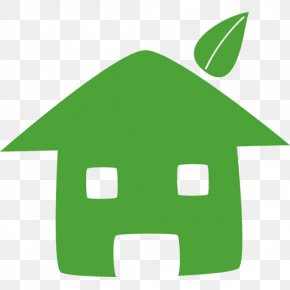 House - House Green Building Clip Art PNG