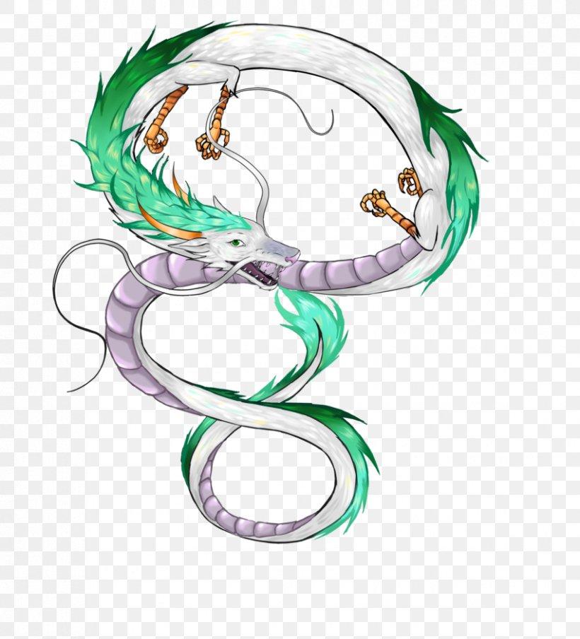 Haku Dragon Line Art Png 851x939px Haku Art Body Jewelry Dragon Drawing Download Free